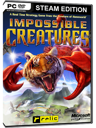 Impossible Creatures - Steam Edition