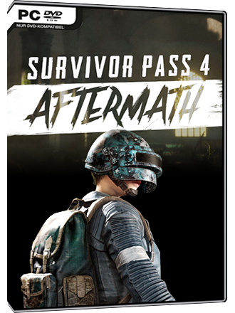 PUBG Survivor Pass 4 - Aftermath (DLC)