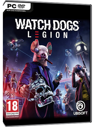 Watch Dogs Legion Screenshot