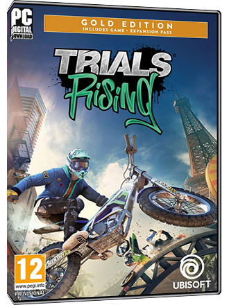 Trials Rising - Gold Edition Screenshot