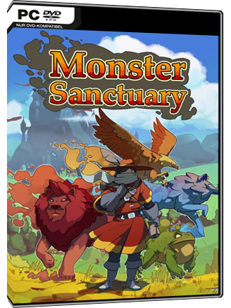 Monster Sanctuary Screenshot