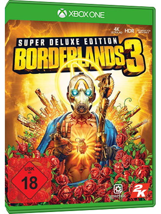 Borderlands 3 - Super Deluxe Edition (Xbox One Download Code) Screenshot