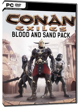 Conan Exiles - Blood and Sand Pack (DLC) Screenshot