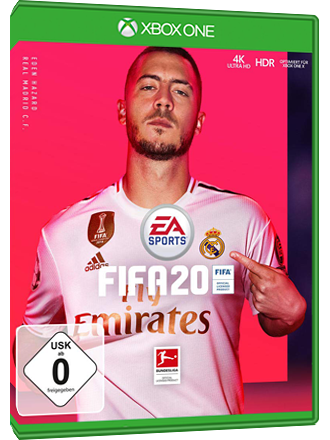 FIFA 20 - Xbox One Download Code Screenshot