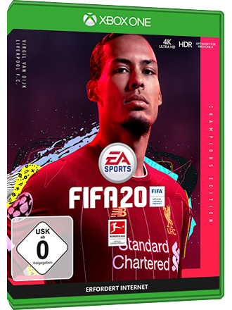 FIFA 20 - Champions Edition (Xbox One Download Code) Screenshot