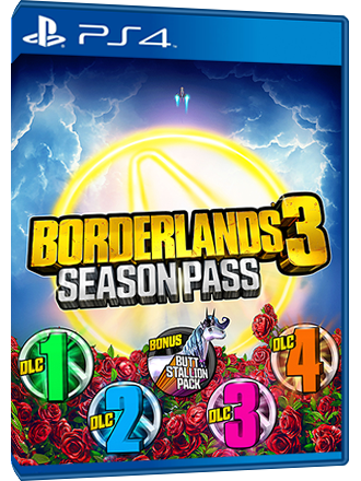 Borderlands 3 - Season Pass (PS4 Download Code) [Österreich] Screenshot
