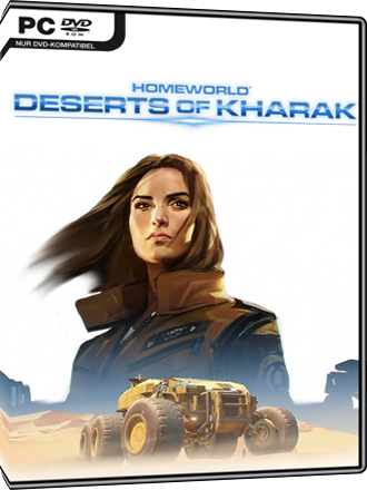 Homeworld - Deserts of Kharak Screenshot