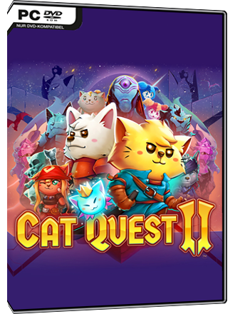 Cat Quest II Screenshot