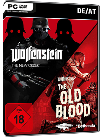 Wolfenstein The New Order + The Old Blood Bundle - DE/AT Key Screenshot