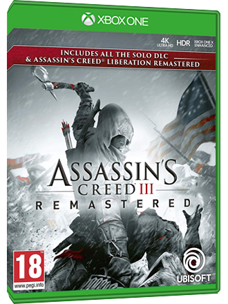 Assassin's Creed III Remastered - Xbox One Download Code Screenshot