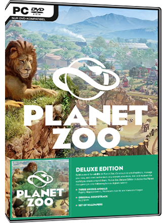 Planet Zoo - Deluxe Edition Screenshot