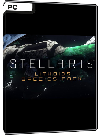 Stellaris - Lithoids Species Pack (DLC) Screenshot