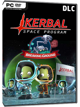 Kerbal Space Program - Breaking Ground (DLC) Screenshot