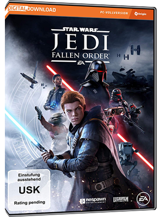 Star Wars Jedi - Fallen Order (English only) Screenshot