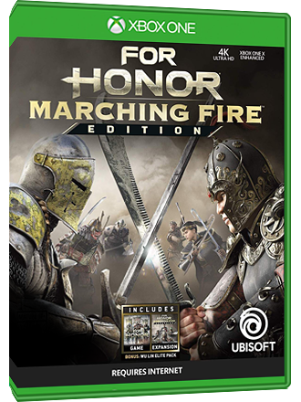 For Honor - Marching Fire Edition (Xbox One Download Code) Screenshot