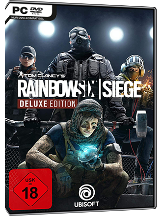 Rainbow Six Siege - Deluxe Edition Screenshot