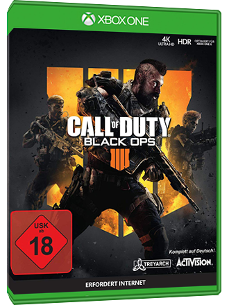 Call of Duty Black Ops 4 - Xbox One Download Code Screenshot