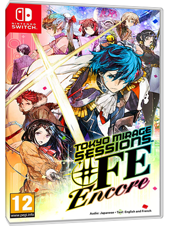 Tokyo Mirage Sessions FE Encore - Nintendo Switch Download Code Screenshot