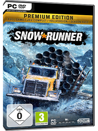 SnowRunner - Premium Edition (Epic Games Store Key) Screenshot