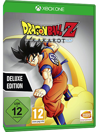 Dragon Ball Z - Kakarot (Deluxe Edition) - Xbox One Download Code Screenshot
