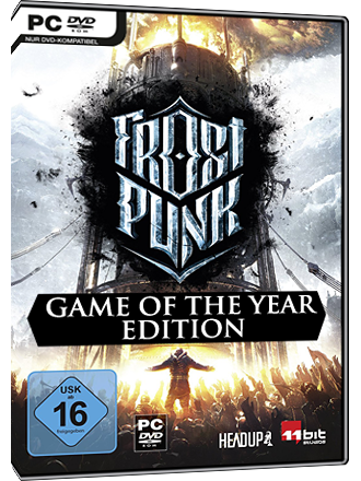 Frostpunk - Game of the Year Edition Screenshot