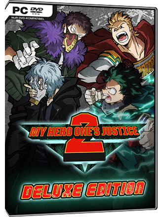My Hero One's Justice 2 - Deluxe Edition Screenshot