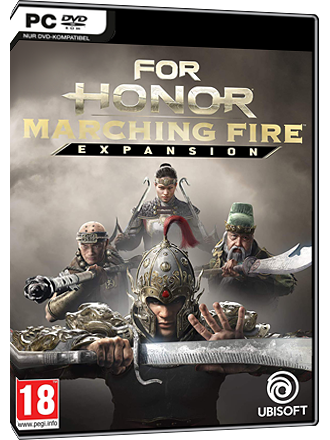 For Honor - Marching Fire (DLC) Screenshot