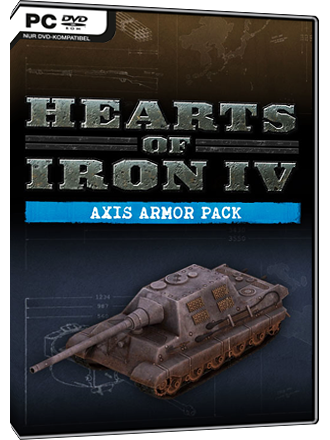 Hearts of Iron IV - Axis Armor Pack (DLC) Screenshot