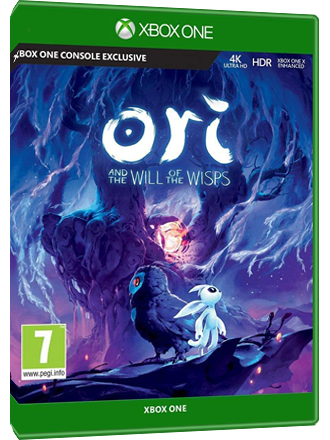 Ori and the Will of the Wisps - Xbox One Download Code Screenshot