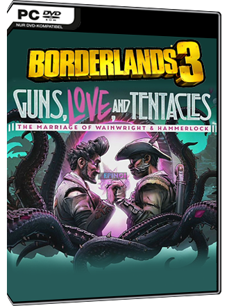 Borderlands 3 - Guns, Love and Tentacles DLC (Steam Key) Screenshot