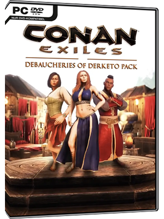 Conan Exiles - Debaucheries of Derketo Pack (DLC) Screenshot
