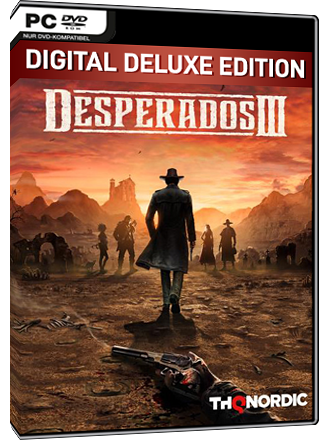 Desperados 3 - Digital Deluxe Edition Screenshot