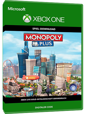 Monopoly Plus - Xbox One Download Code [EU] Screenshot