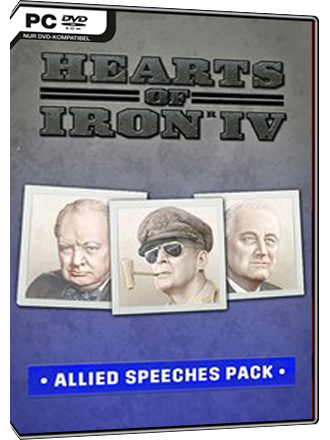 Hearts of Iron IV - Allied Speeches Music Pack (DLC) Screenshot