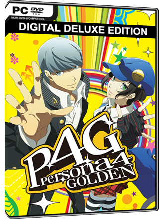 Persona 4 Golden - Digital Deluxe Edition Screenshot