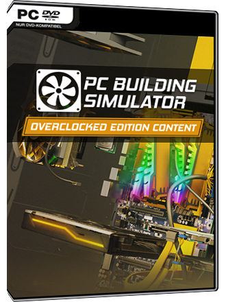 PC Building Simulator - Overclocked Edition Content (DLC) Screenshot