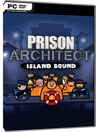 Prison Architect - Island Bound (DLC) Screenshot