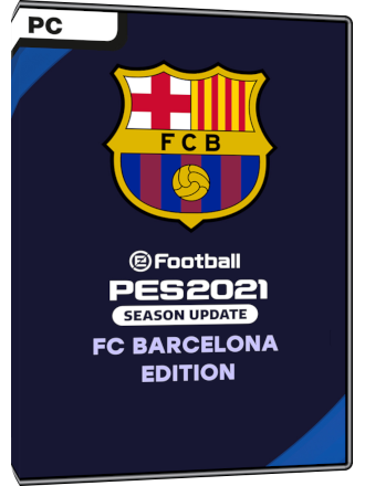 eFootball PES 2021 Season Update - FC Barcelona Edition Screenshot