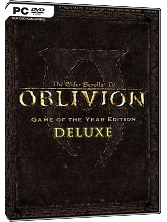 The Elder Scrolls IV - Oblivion (Game of the Year Edition Deluxe) Screenshot