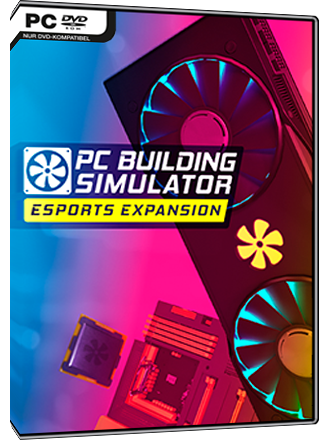 PC Building Simulator - Esports Expansion Screenshot