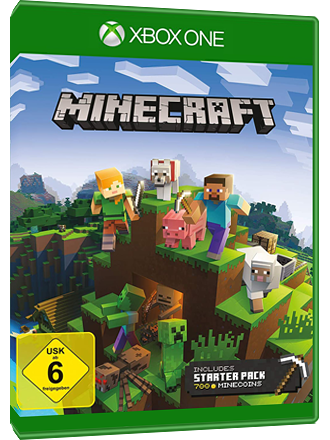Minecraft Starter Collection [EU Key] - Xbox One Download Code Screenshot