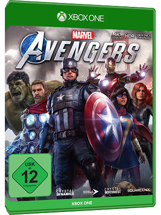 Marvel's Avengers - Xbox One Download Code Screenshot