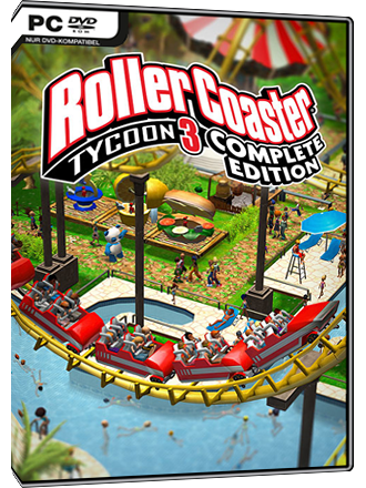 RollerCoaster Tycoon 3 - Complete Edition (Steam Key) Screenshot