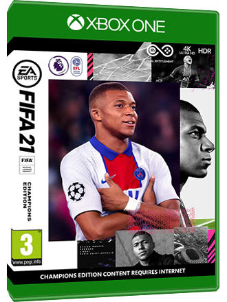 FIFA 21 - Champions Edition (Xbox One Download Code) - EU Key Screenshot