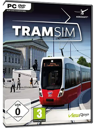 TramSim Screenshot