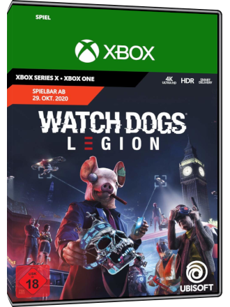 Watch Dogs Legion - Xbox One Download Code [EU Key] Screenshot
