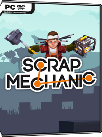 Scrap Mechanic [EU Steam Altergift] Screenshot