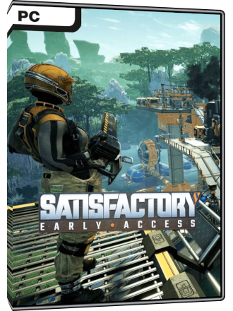 Satisfactory [EU Steam Altergift] Screenshot