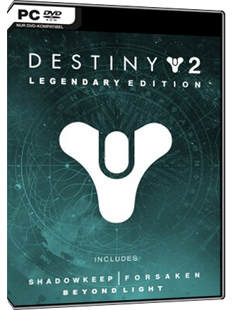 Destiny 2 - Legendary Edition (Steam Key) Screenshot