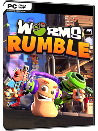 Worms Rumble Screenshot
